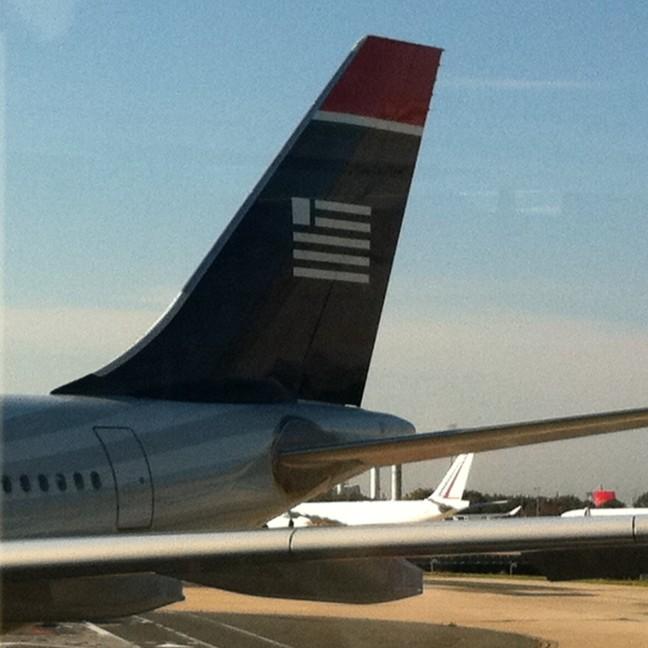 US Airways 787