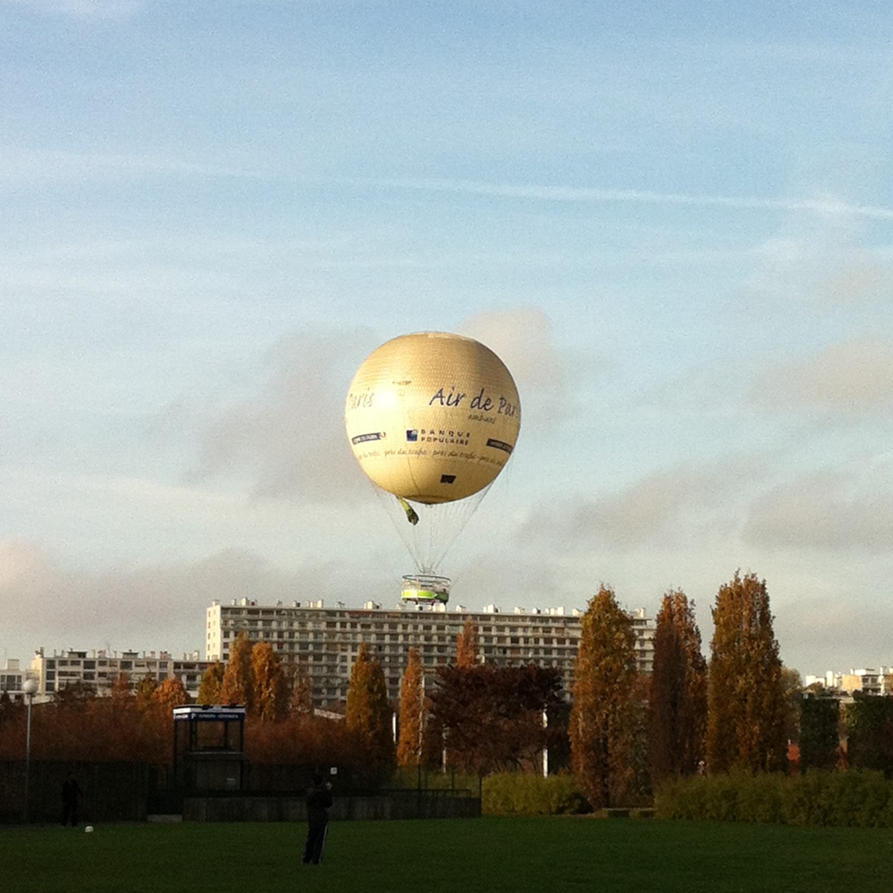 Up, up and away … – je parle américain