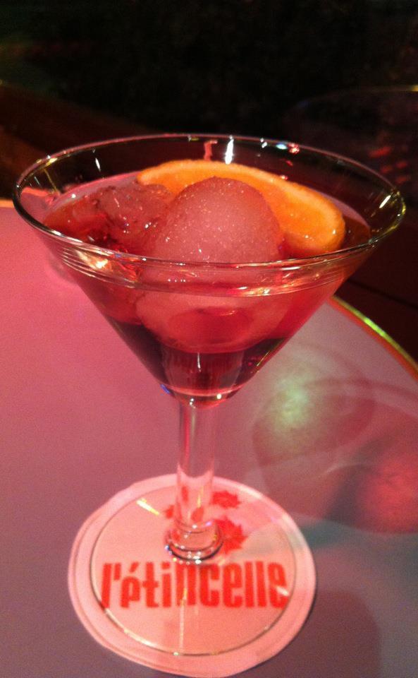 I'll have a Martini, s'il vous plaît. (3/3)