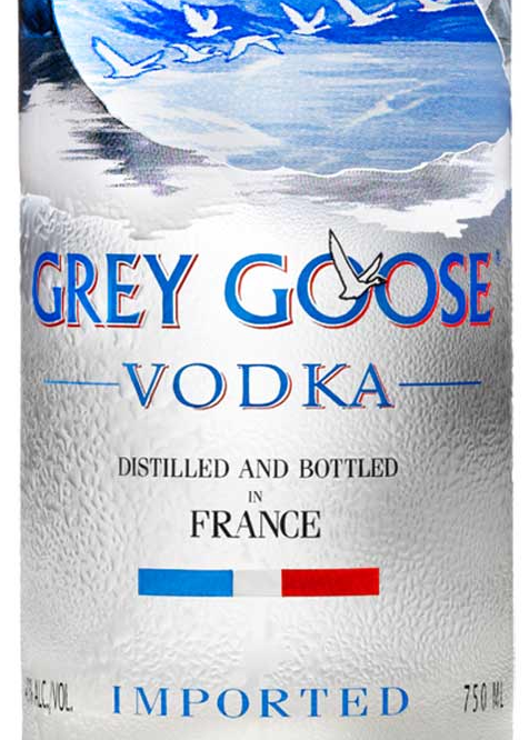 That Grey Goose doesn't actually speak French?! (3/4)