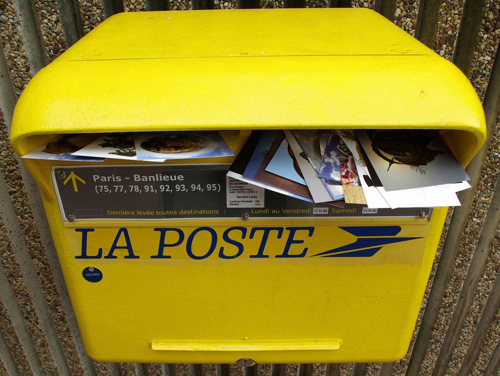 Going postal je parle am ricain - Bureau de change valenciennes ...