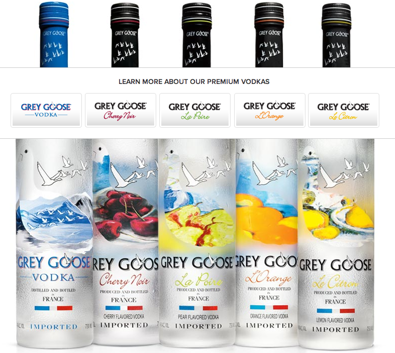 That Grey Goose doesn't actually speak French?! (2/4)
