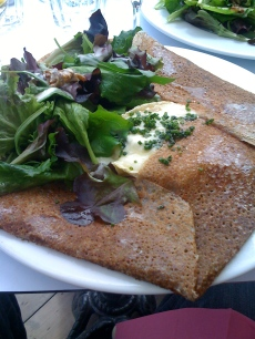 Crêpes again? But, of course!