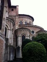 La Basilique St-Sernin