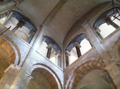 The south transept, La Basilique St-Sernin