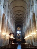 The nave, St-Sernin