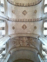 The vault, La Basilique St-Sernin