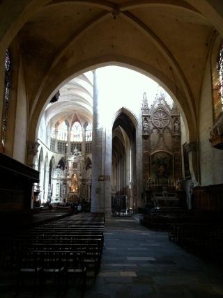 La Cathédrale St-Étienne