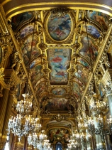 The Grand Foyer, 60 feet high, 177 feet long, 43 feet wide