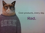 """""""Cool products, every day."""""""