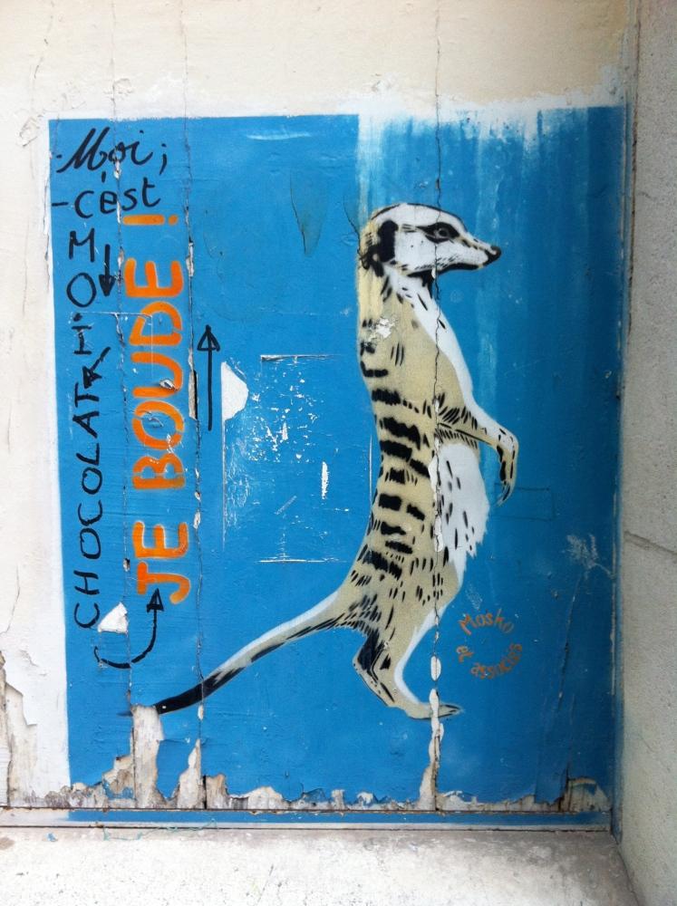 Meerkat to Marilyn: Street Art, Vol. 3 (1/6)