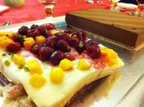 Christmas cakes ... à la française