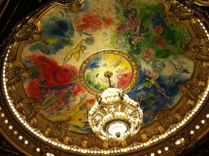 One of my school field trips was to the opera ...