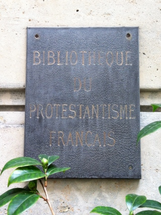 Library of French Protestantism