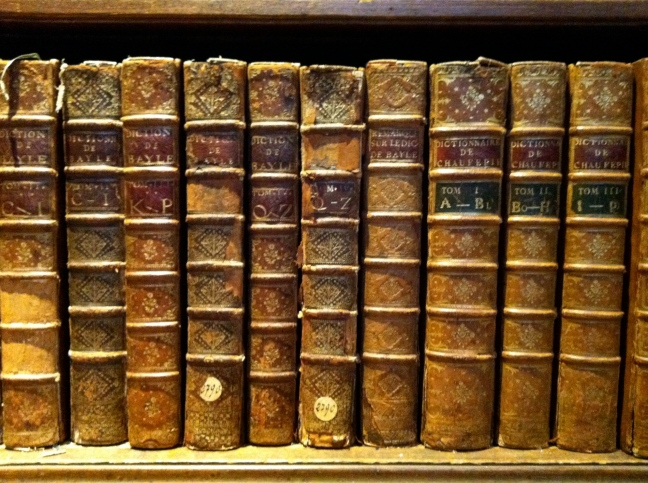 Old volumes