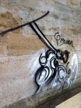 Graffiti or art?